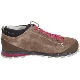 AKU Bellamont Suede Shoes Women sand/strawberry